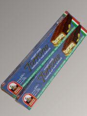 Torrone Morbido alla Mandorla ricoperto di Cioccolato da gr.220